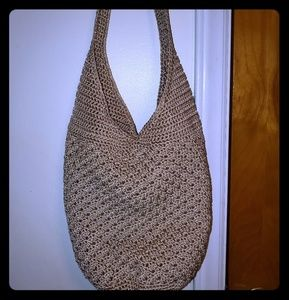 The Sak Bags - Sak Crochet Shoulder Bag
